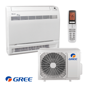 Инверторен климатик Gree GEH18AA / K3DNA1D - подов тип