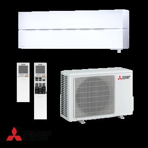 Инверторен климатик Mitsubishi Electric MSZ-LN25VGW / MUZ-LN25VG на супер цени в Пловдив от Клима Калор ЕООД