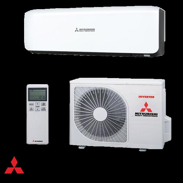 Инверторен климатик Mitsubishi Heavy Industries SRK25ZS-SB / SRC25ZS-S