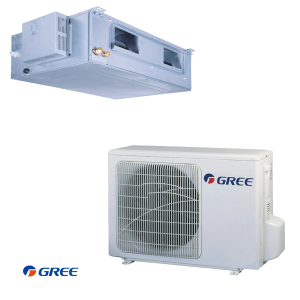 Канален климатик Gree GFH12K3FI / GUHD12NK3FO