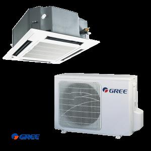 Касетъчен климатик Gree GKH12K3FI / GUHD12NK3FO на супер цени в Пловдив от Клима Калор ЕООД