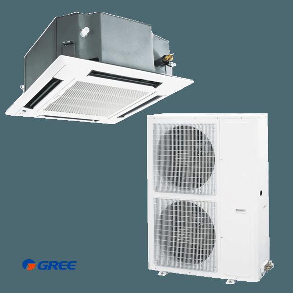 Касетъчен климатик Gree GKH48K3FI / GUHD48NK3FO