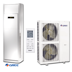 Колонен климатик Gree GVA48AH / M3NNA5C на супер цени в Пловдив от Клима Калор ЕООД