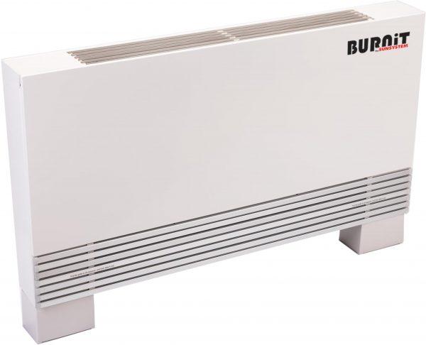 Вентилаторен конвектор Burnit Slim FCS smart 50