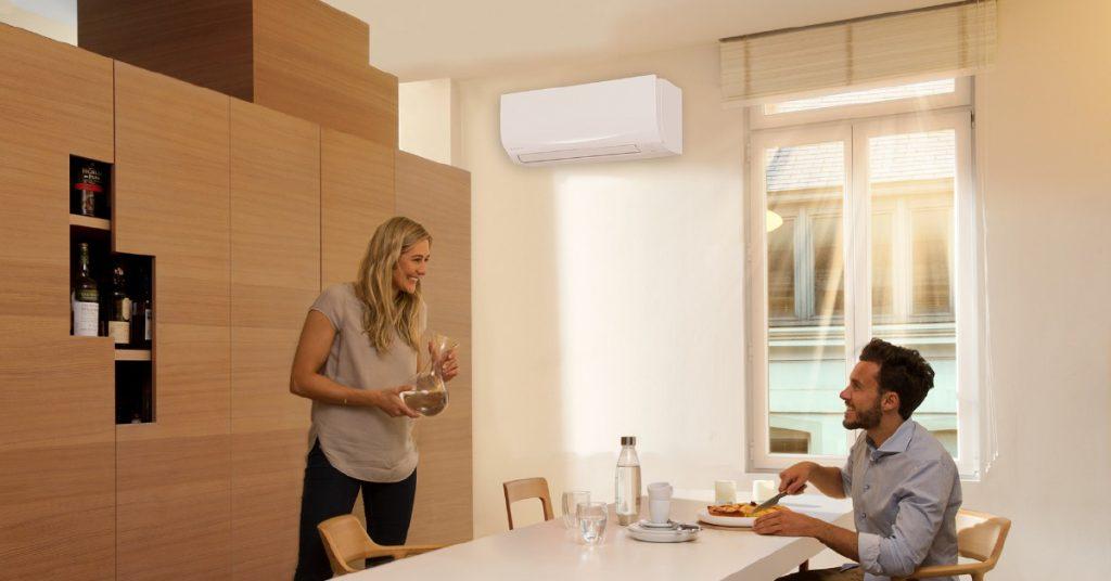 WiFi Инверторен климатик Daikin Sensira