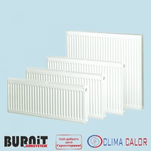 Стоманен панелен радиатор BURNiT