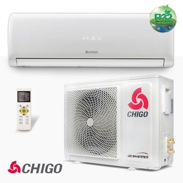 Инверторен климатик Chigo CS-35V3G-1C169AY4