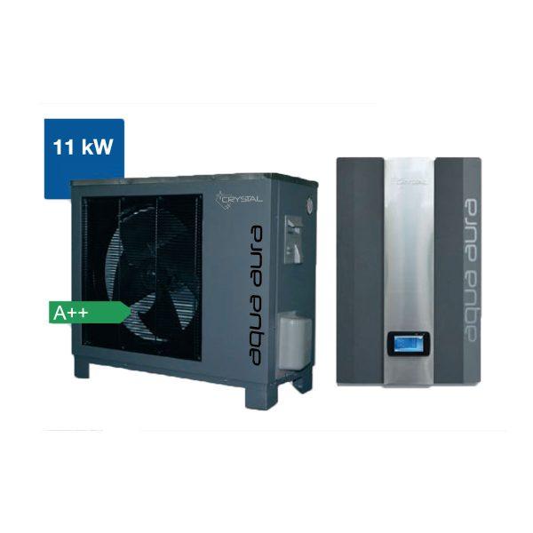 Инверторна термопомпа въздух-вода Aqua Aura