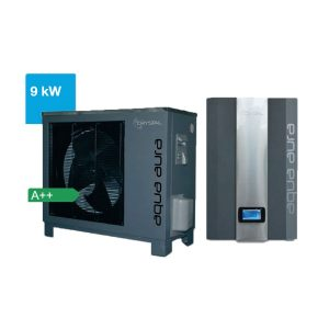 Инверторна термопомпа въздух-вода Crystal Aqua Aura 9 kW