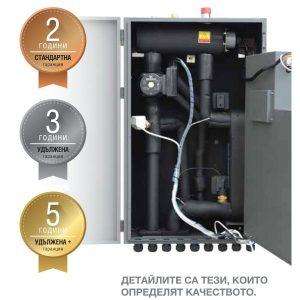 Инверторна термопомпа въздух-вода Crystal, Aqua Aura 9 kW