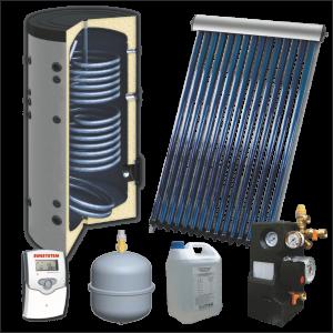 Соларна система SON + VTC – 200-500 л.