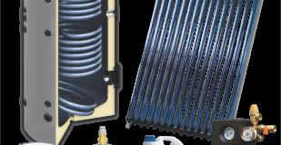 Соларна система SON + VTC – 500л.