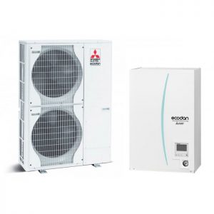 Термопомпи Mitsubishi Electric