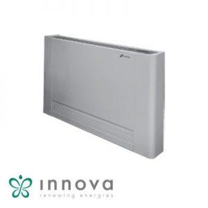 Вентилаторен конвектор Innova Airleaf SL 600 бял + touch управление E4T643II