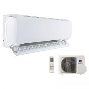 Инверторен климатик GREE GWH09AEC-K6DNA1A G-TECH WiFi, 9 000BTU, клас А+++, R32